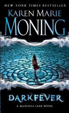 Monlatable Book Reviews: Darkfever (Fever #1) by Karen Marie Moning Review