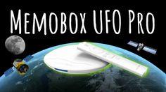 Memobox UFO Pro Amlogic S905X Quad Core Android 6.0 4K TV Box