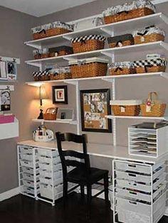 Craft Room by BrenRen