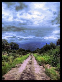 Argentina - Traslasierra - Córdoba...walk down this road with me.