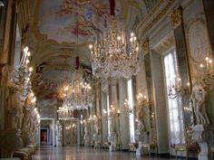 Galleria degli Specchi, Palazzo Reale, Genova
