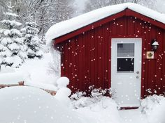 Artist Gordon Sellen Studio, Collingwood, ON Canada Canadian Artists, Shed, Outdoor Structures, In This Moment, Studio, Canada, Backyard Sheds, Coops, Study