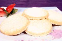 Receta de Galletas de Mantequilla con Azúcar