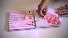BM Arte en papel - Álbum para bebés