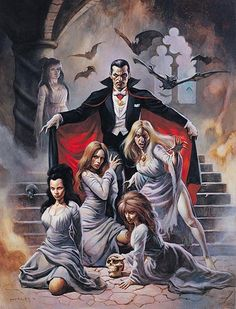 The Brides of Dracula (ART)