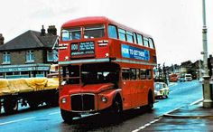 rml2528 London Transport, Mode Of Transport, Routemaster, Bus Route, Double Decker Bus, Bus Coach, London Bus, Great Britain, Transportation