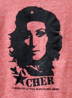 Cher Guevara Unisex Tee