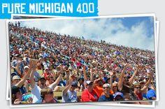 Michigan International Speedway....located in the beautiful Irish Hills, of Lenawee County! www.visitlenawee.com