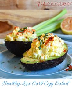 This egg salad recipe is a great way to use up your Easter eggs!  I lost 8 sizes and reversed Type 2 Diabetes through diet and lifestyle.  For more healthy ideas follow me on Pinterest and subscribe to my blog at this link. #lowcarb
