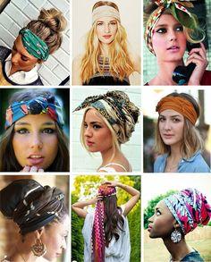 Картинки по запросу Как красиво завязать шарф, косынку, палантин