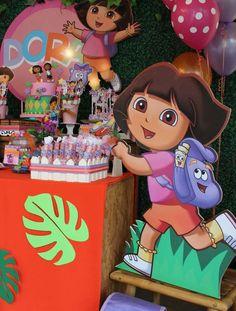 Dora / Diego Birthday Party Ideas | Photo 7 of 16