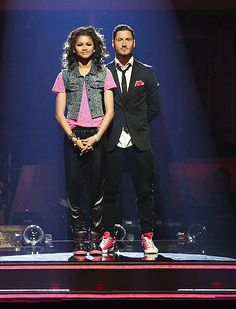 Disney Channel star Zendaya Coleman, Season 16 contestant and partner Val Chmerkovskiy on Dancing With the Stars