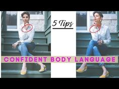 What's your Body Language Conveying? You can change the way you want to be perceived in person or in Photos by making slight shifts in your body language fro. Selfie Tips, Selfie Poses, How To Look Confident, Confident Body Language, Face Exercises, Confidence Building, How To Pose, Beauty Hacks, Beauty Tips