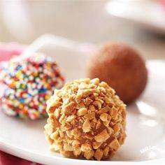 Peanut Butter Truffles from Eagle Brand®