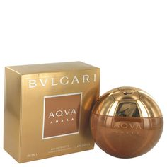 Bvlgari Aqua Amara by Bvlgari Eau De Toilette Spray 100 ml - Beauty N Fashion & More