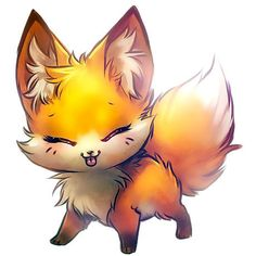 Adorable lovely fox for women. Color: Orange. Tags: Cute, Beautiful, Funny, Awesome