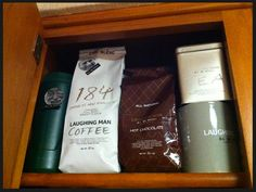 Discover the coffee that Hugh Jackman describes as Laughing Man Coffee, Winter Survival, Survival Kit, Hot Chocolate, Nom Nom, Crockpot Hot Chocolate, Survival Kits, Hot Fudge