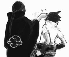 Naruto - Itachi Uchiha x Sasuke Uchiha - ItaSasu