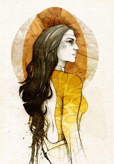 Ellaria Sand, by Elia Mervi