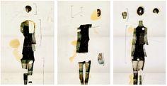 drawdrawdraw: Jean-François Lepage: fashion photography, drawing, collage