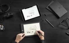 I will but it when it goes to pc or android compatible. It's time to breathe Digital Life into your Paper Sketches. iskn introduces the Slate, a Smart Drawing Pad that digitizes your sketches from paper to iPad®.