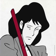 lupin the third ルパン三世 五右衛門 Dylan Dog, Lupin The Third, Anime Japan, Old Cartoons, Anime Figures, Light Novel, Live Action, My Childhood, Smiley