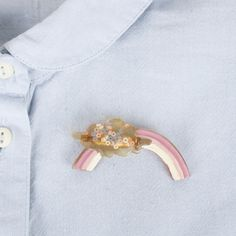 Broche Arc-en-ciel Boutique, Jewels