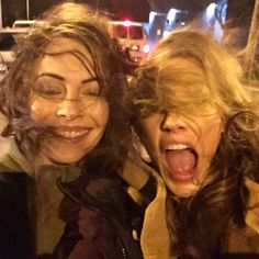 Ahhh! Wind storm is here!!!! @willaaaahh  #arrow