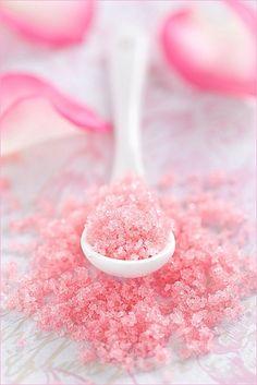 Zucker Peeling DIY