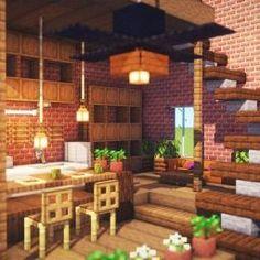 Lego Minecraft, Minecraft Villa, Architecture Minecraft, Minecraft Garden, Minecraft House Plans, Minecraft Mansion, Minecraft Cottage, Minecraft Interior Design, Easy Minecraft Houses