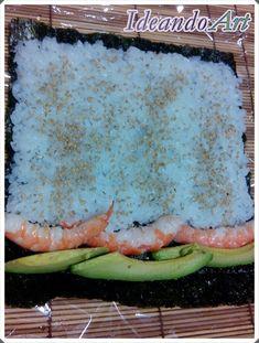 8 Recetas de sushi casero