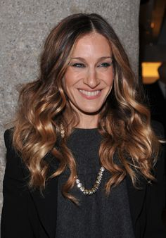 SJP, like her caramel color