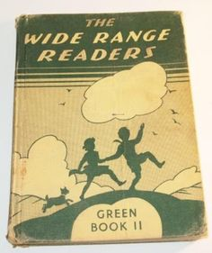 Wide Range Readers - Old School Reading Books. There were Green Books I to IV… 1970s Childhood, My Childhood Memories, School Memories, Sweet Memories, Green Books, Blue Books, Ladybird Books, My Books, Reading Books