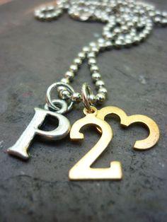 Psalm 23 - Necklace