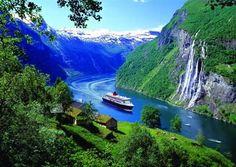 Norveç Fiyordları (Oslo-Ulvik-Bergen-Geilo)