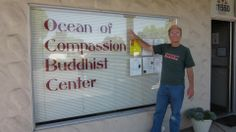 Oceans of Compassion Buddhist Center in Campbell, CA.    In South Bay near Campbell Ave & San Tomas Aquino.  Driving at night this center is a relatively easy to find. The all volunteer staff are warm and welcoming to visitors from all communities.  Classes & Special Events are in English and are ideal for all students & visitors, beginners and intermediate. Westerners interested in learning about Buddhism and/or Meditation will find this center welcoming and the teachings comprehensible.