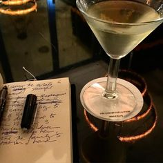 Brainstorming in the #baramericano - because hey if it worked for #hemmingway ... #martinitime #writing #amwriting http://ift.tt/1QHUFnA