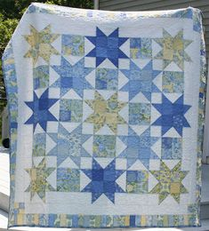 My entry this fall is a quilt that is now residing in Copenhagen, Denmark. I made it as a thank you present for our host family. These wonde...