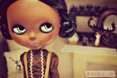 Pretty Little Prin is here for a visit! Custom by My Delicious Bliss