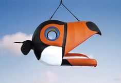 Toco Toucan Leather, sheepskin, steel 270 x 120 x 140 cm One-Off Leonardo Dicaprio Foundation, Toco Toucan, Recycled T Shirts, James Brown, T Shirt Yarn, African Design, Recycle Plastic Bottles, Orangutan, Wool Felt