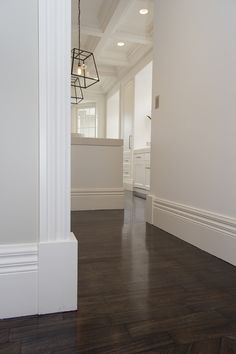 Edwardian/Georgian Style House using Intrim Group Skirtings, Inlay Moulds & Chair Rails.