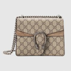 Dionysus GG Supreme shoulder bag  Designerhandbags Gucci Handbags dc535e8c11d7c