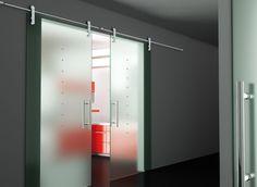 interior sliding glass barn doors