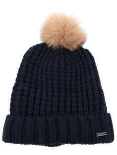 WOOLRICH 'Serenity' bobble hat