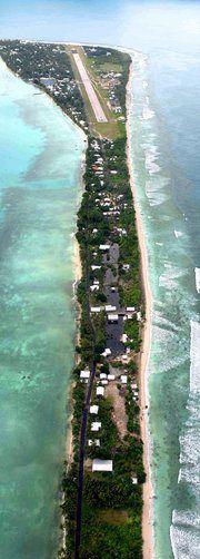 Tuvalu, by Soichiro Yamamoto/Asahi Shimbun, via Associated Press