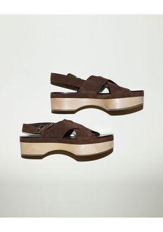 Rochas/ Platform Sandal