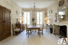 French home in Provence