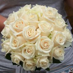 my boquet but I will have white lillies
