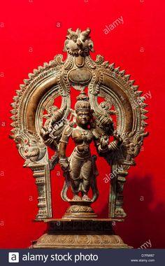 Hindu God Vishnu Deity , Supreme Soul, The Creator And Destroyer Of Stock Photo, Royalty Free Image: 56458423 - Alamy