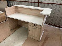 Corner Desk, Counter, Furniture, Home Decor, Receptions, Corner Table, Decoration Home, Room Decor, Home Furnishings